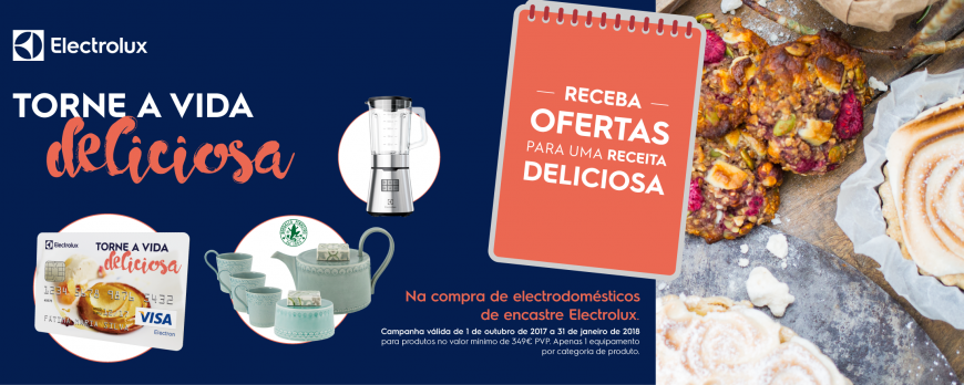 Electrolux - Torne a Vida Deliciosa