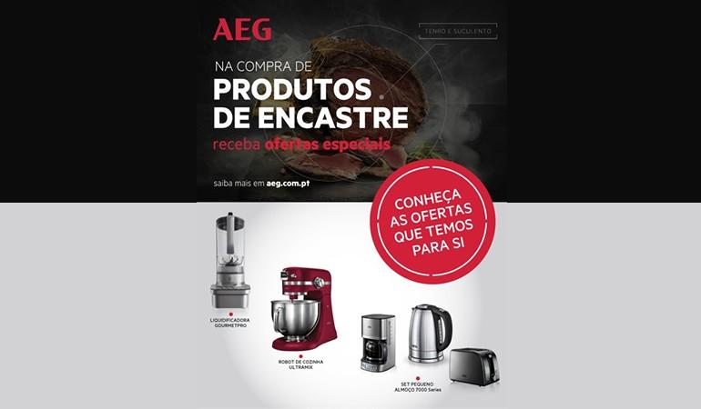 AEG Produtos de Encastre