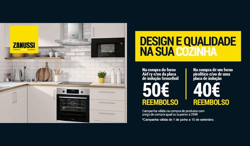 Design e qualidade na sua cozinha